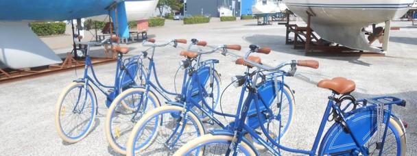 Huur een fiets en ga op stap bij Jachtcentrum Dintelmond